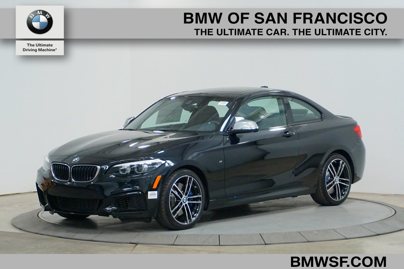 Program Car Garage Door Opener >> New 2019 BMW 2 Series M240i 2dr Car in San Francisco ...