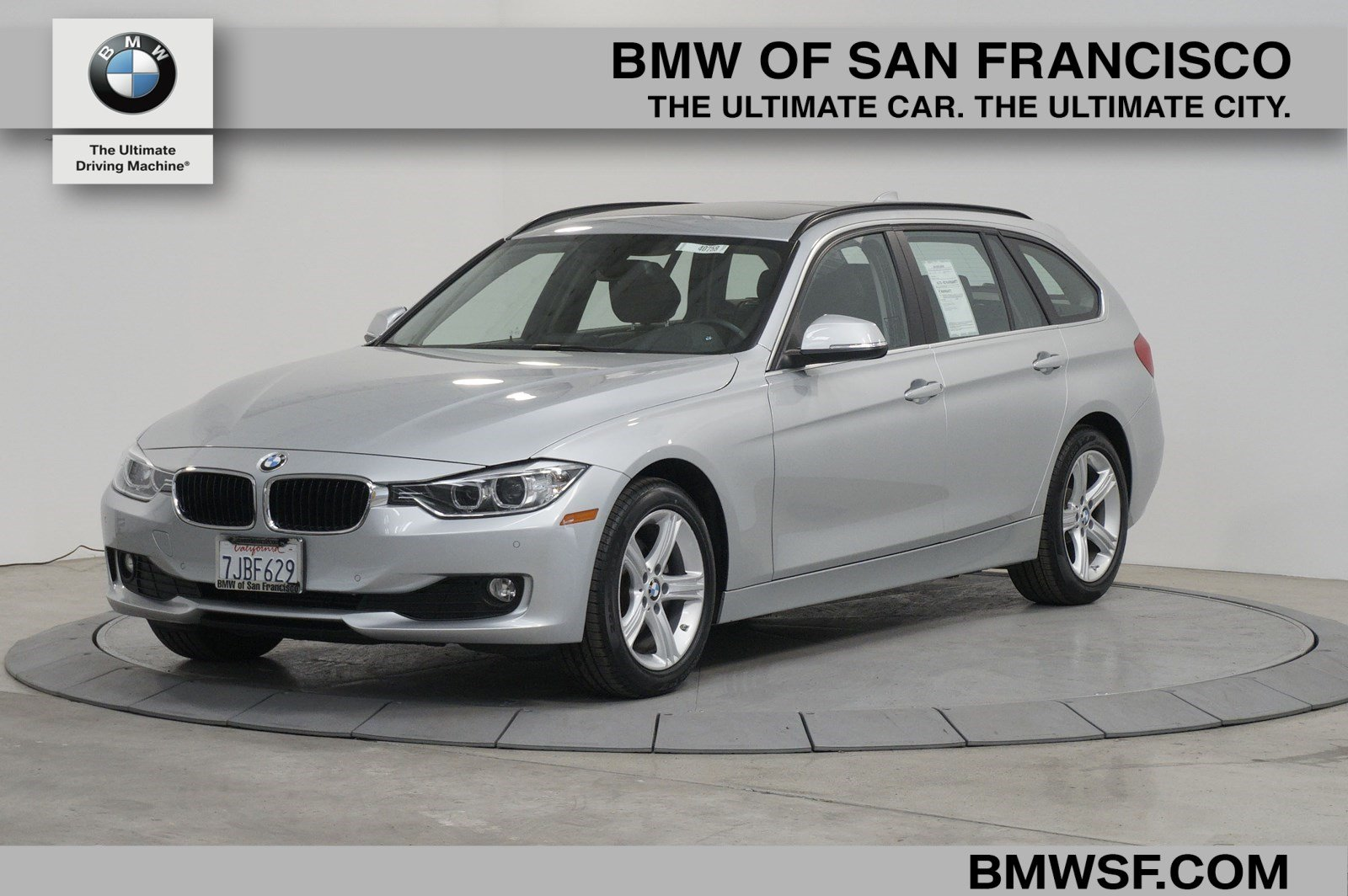 Certified Pre-Owned 2015 BMW 3 Series 328d xDrive