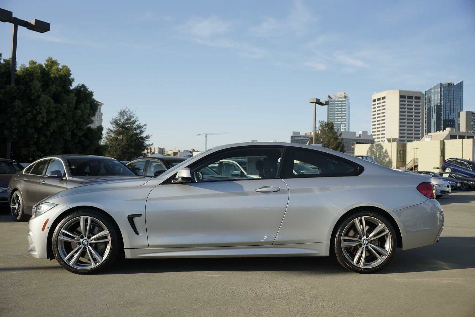 Certified Pre-Owned 2015 BMW 4 Series 435i