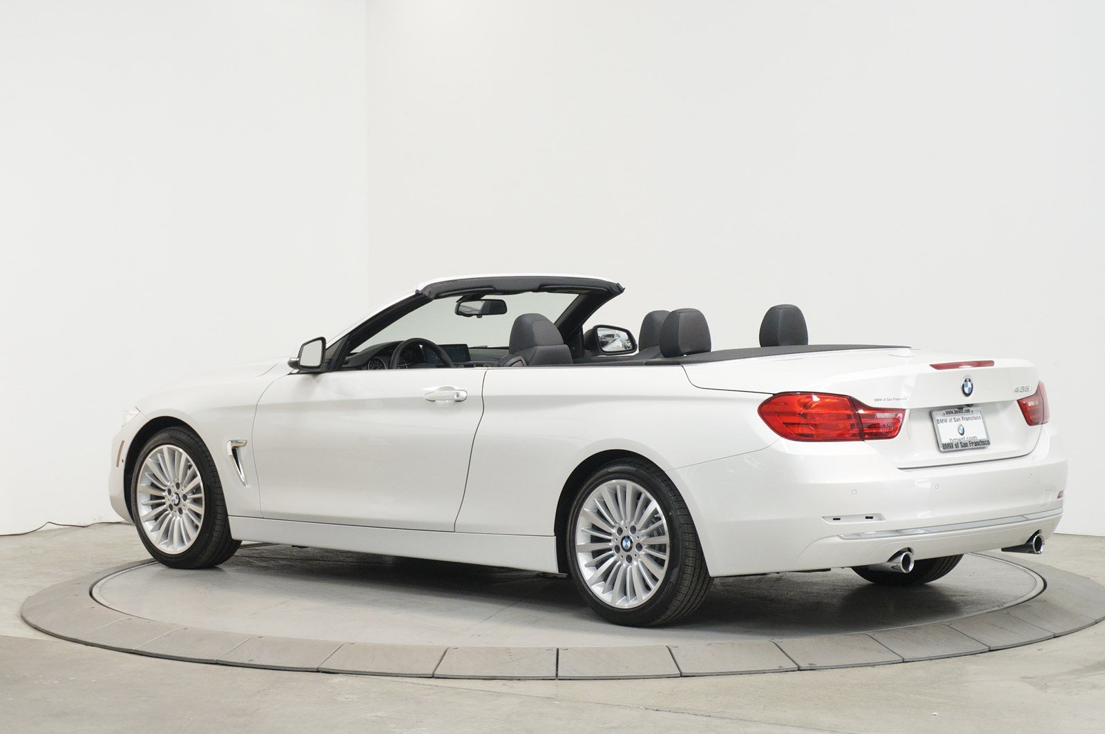 Certified PreOwned BMW Series I Convertible In San - 4 door convertible bmw
