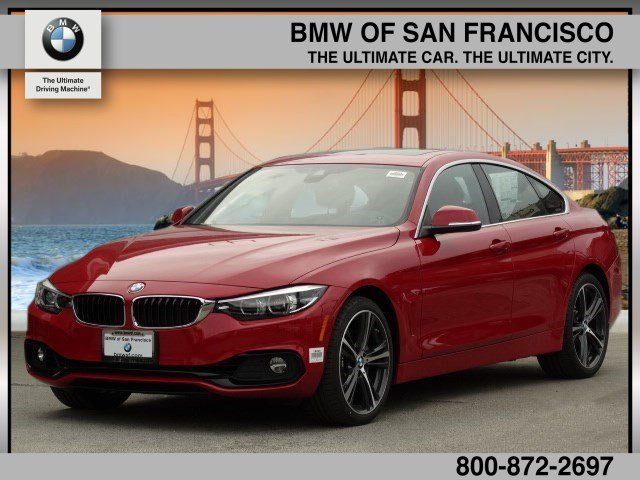 New 2018 BMW 4 Series 440i xDrive