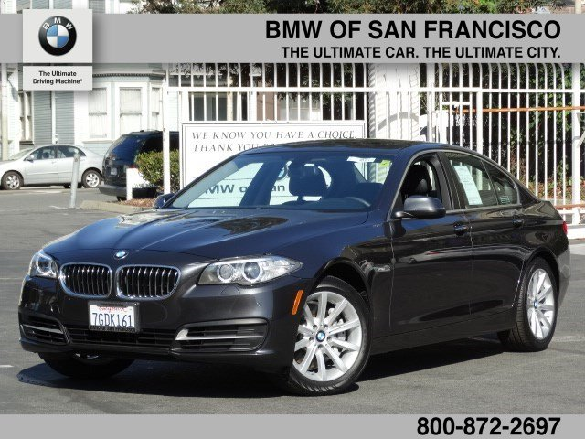 Certified Pre-Owned 2014 BMW 5 Series 535i