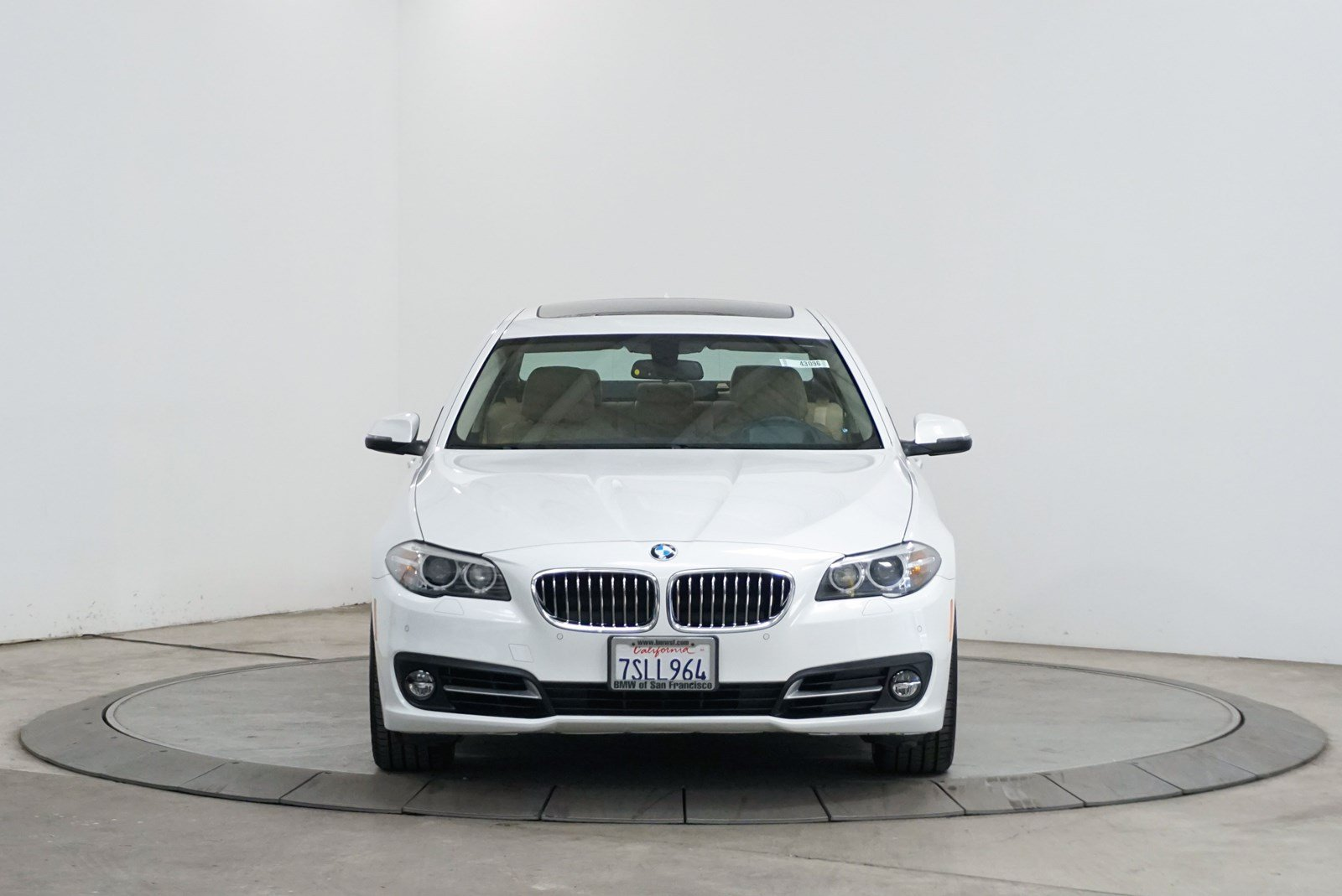 Certified Pre Owned 2016 Bmw 5 Series 535i 4dr Car In San Francisco