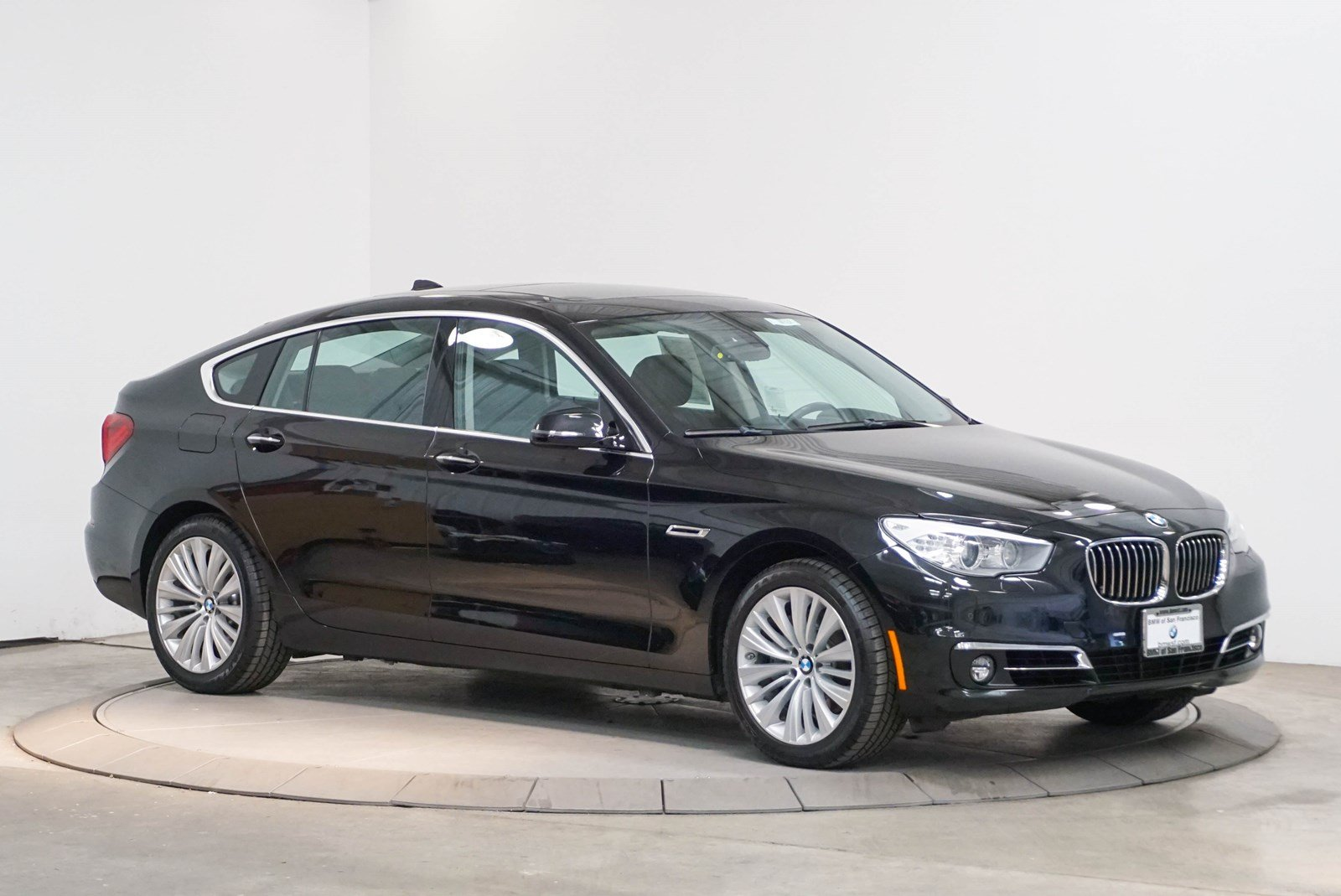 Certified Pre-Owned 2016 BMW 5 Series Gran Turismo 535i