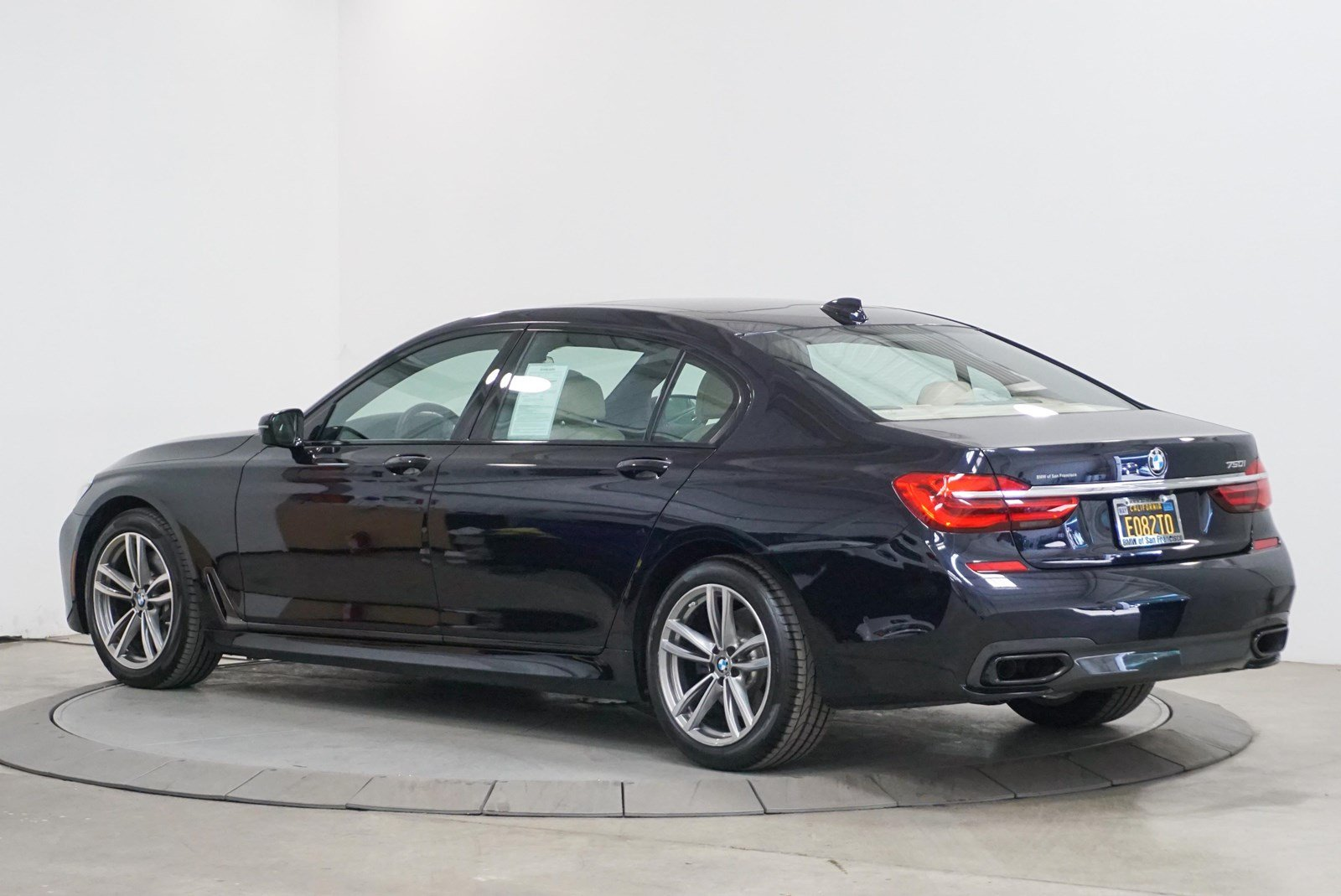Certified Pre-Owned 2016 BMW 7 Series 750i