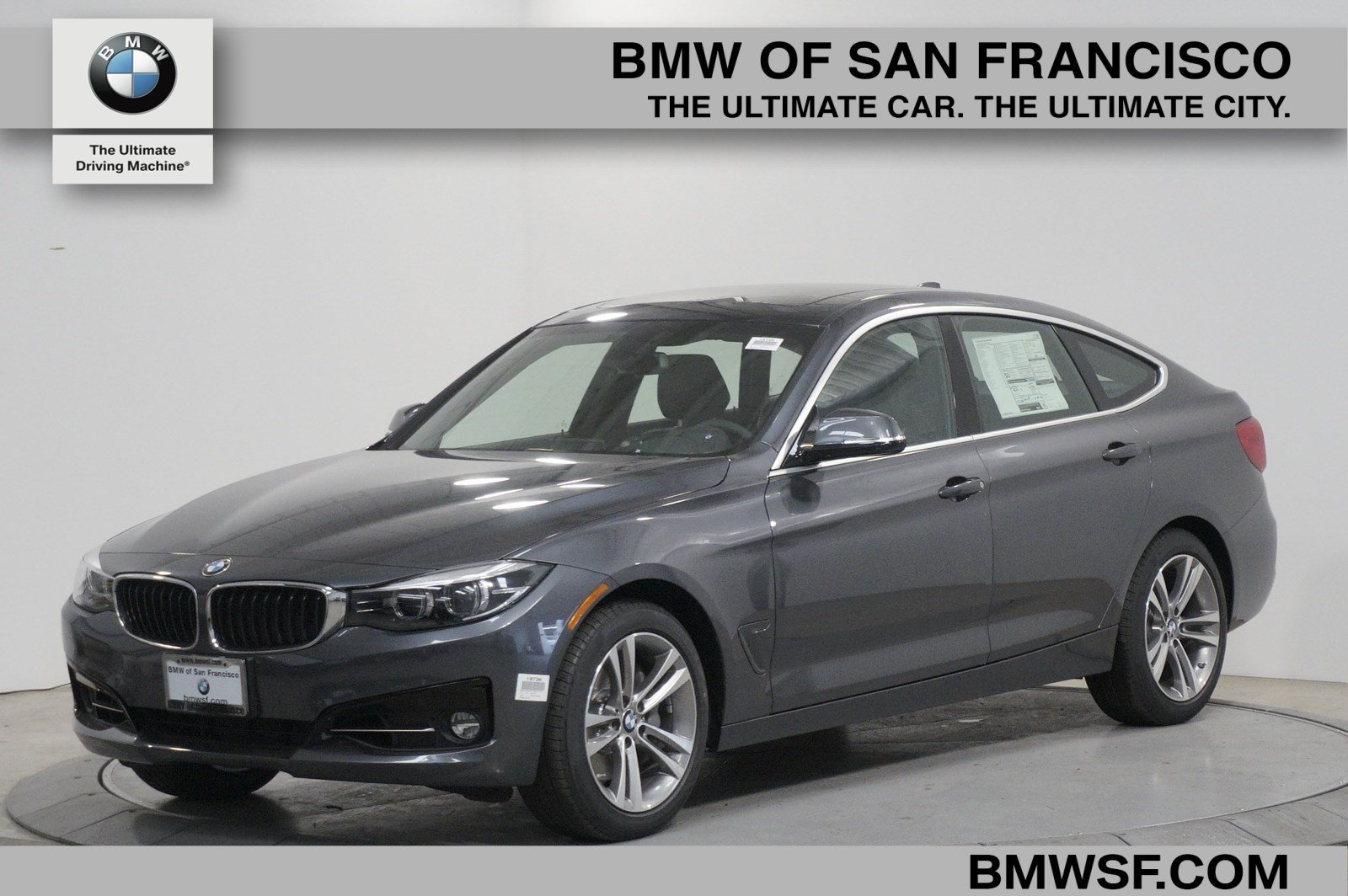 New 2018 Bmw 3 Series 340i Xdrive Hatchback In San Francisco 18726