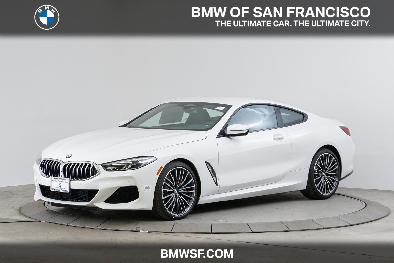 New 2020 BMW 8 Series 840i Coupe