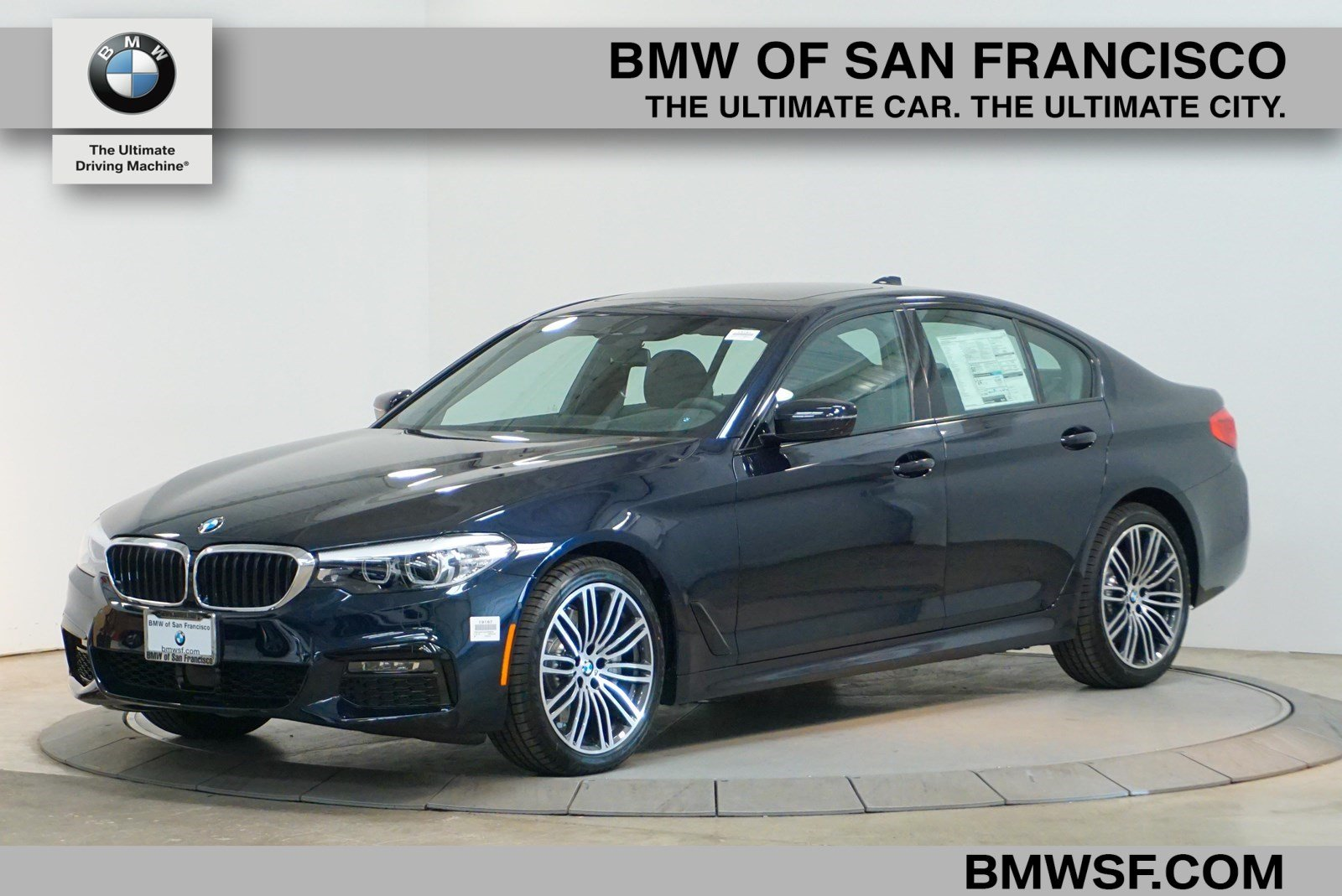 BMW 5 Series: Emergency detection of remote control