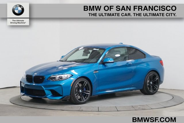 Pre-Owned 2018 BMW M2 2DR CPE