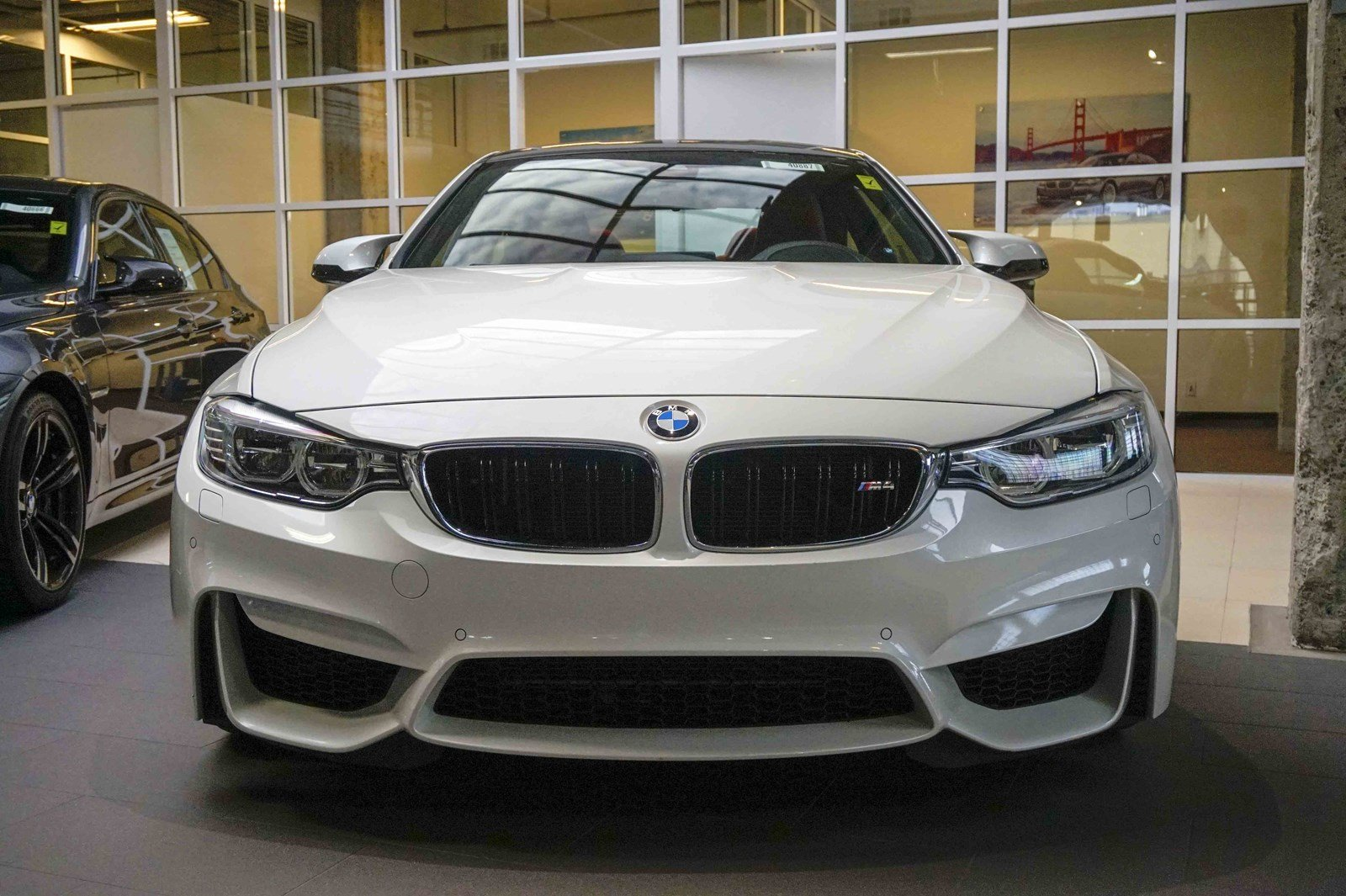 Pre-Owned 2015 BMW M4 2DR CPE