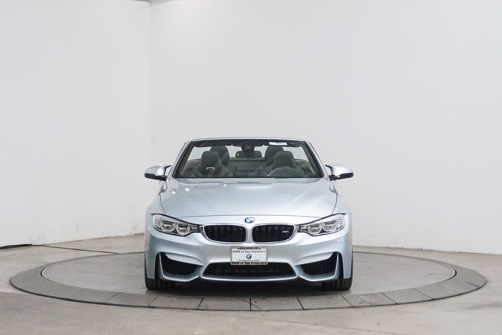 Certified Pre-Owned 2015 BMW M4 2DR CONV