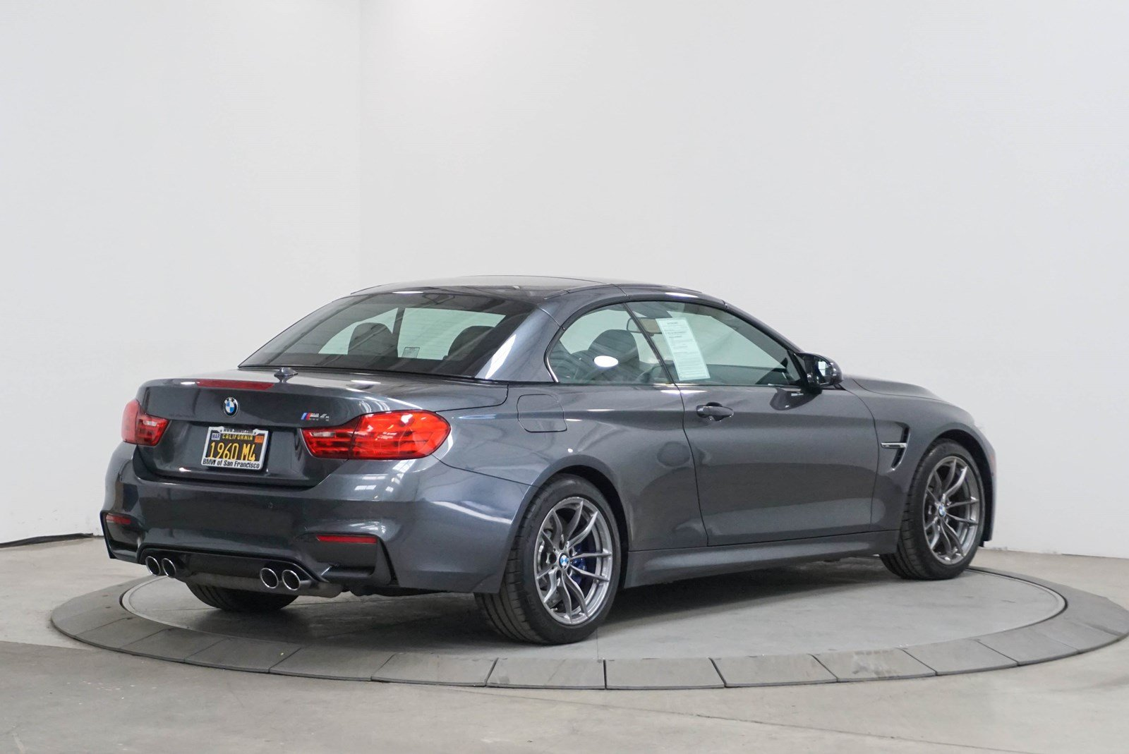 Pre-Owned 2016 BMW M4 2DR CONV