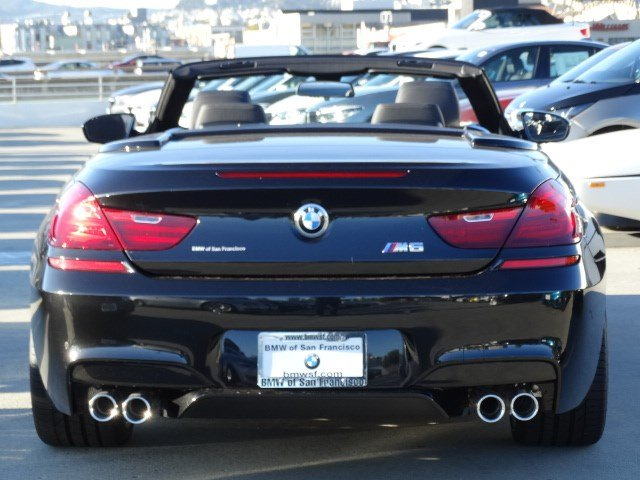 new 2018 bmw m6 base convertible in san francisco 18071 bmw of san francisco. Black Bedroom Furniture Sets. Home Design Ideas