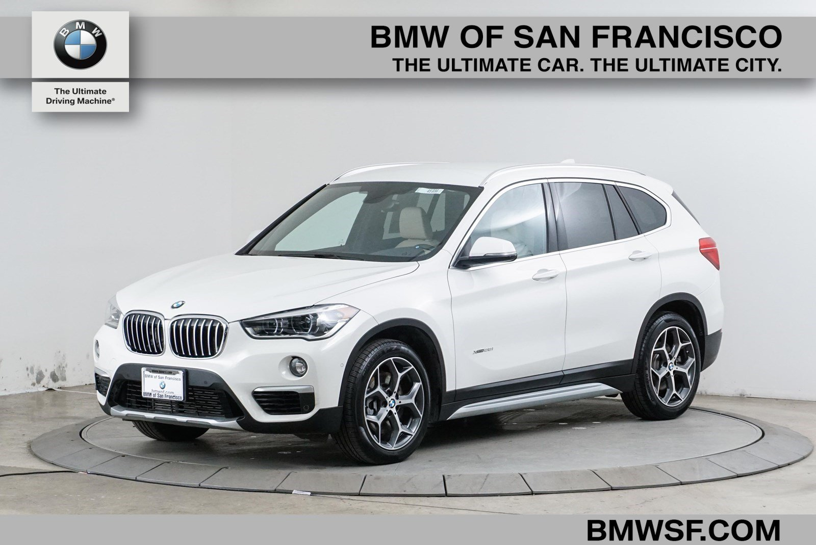 Used Bmw X1 Sf Ca