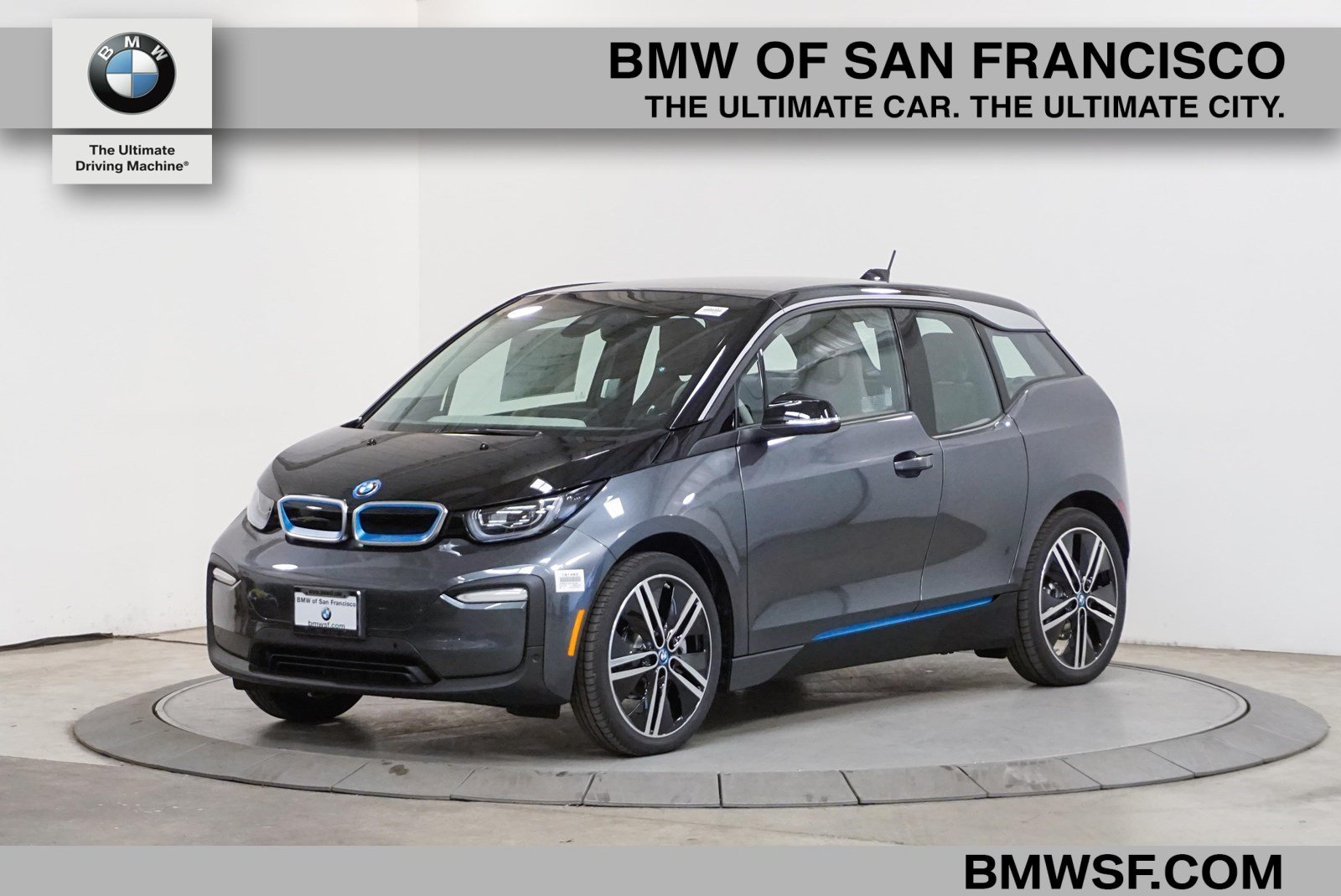 Pre-Owned 2019 BMW i3 Giga WorldRANGE EXTENDER
