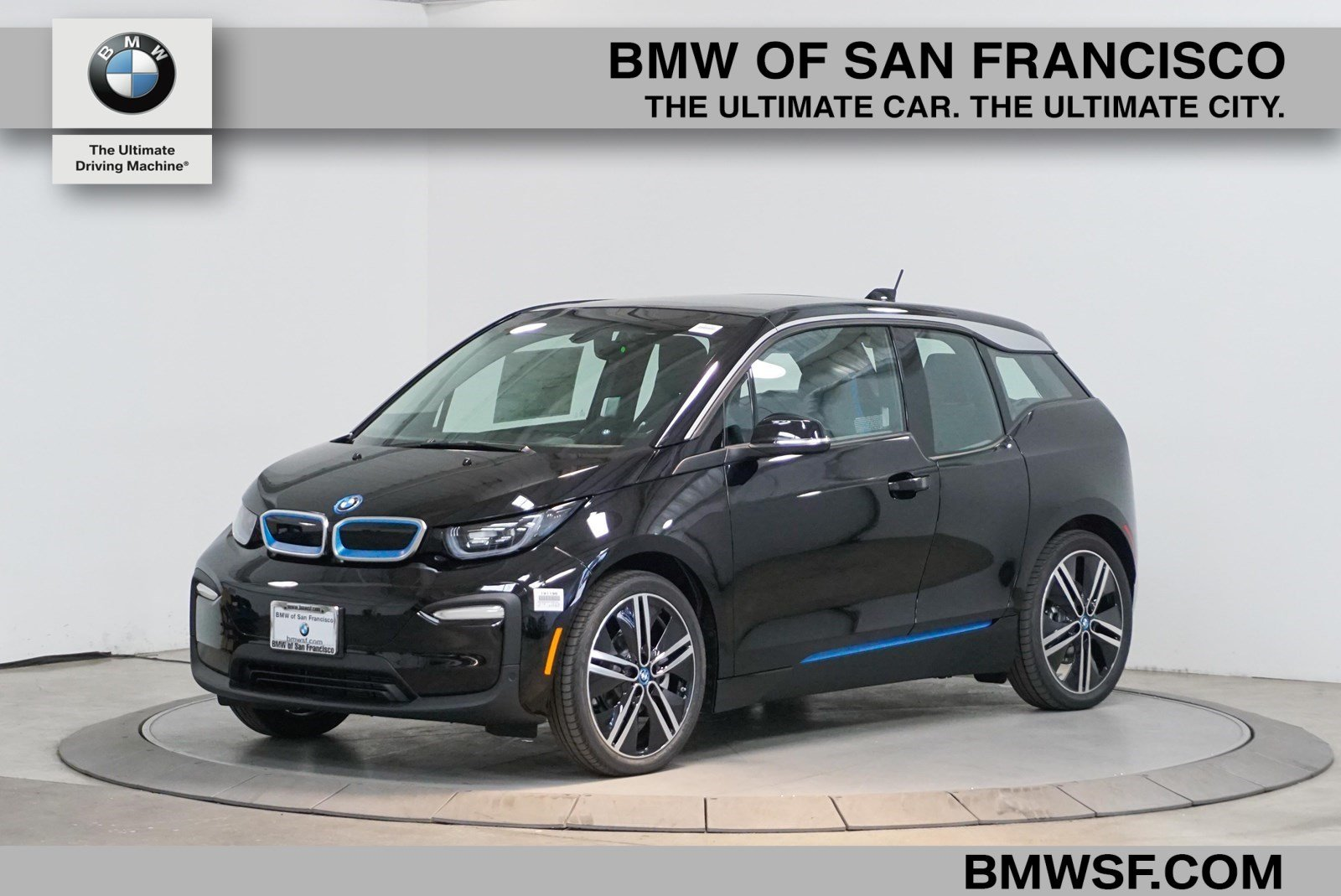 Pre-Owned 2019 BMW i3 120Ah with Range ExtenderRANGE EXTENDER