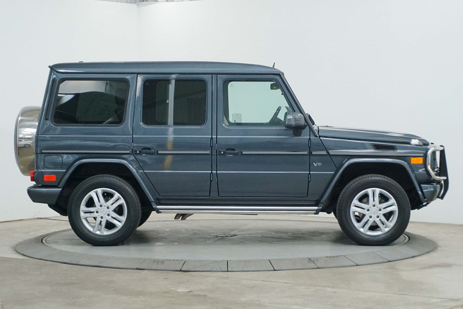 Pre-Owned 2014 Mercedes-Benz G-Class G 550