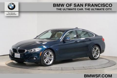Certified Pre-Owned 2016 BMW 4 Series 435i