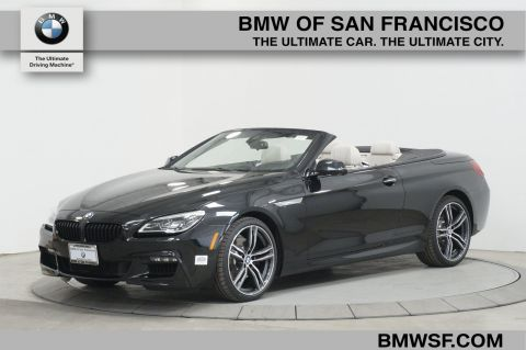 New 2018 BMW 6 Series 640i