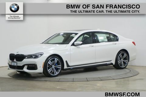 Pre-Owned 2019 BMW 7 Series 750i