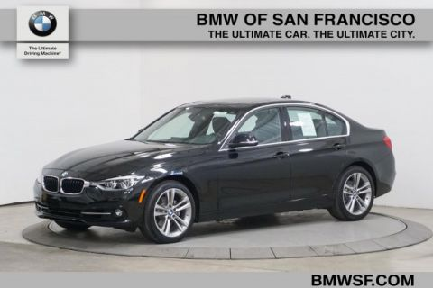 Certified Pre-Owned 2018 BMW 3 Series 330i