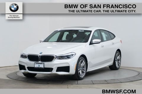 Certified Pre-Owned 2018 BMW 6 Series 640i xDrive