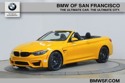 New 2019 BMW M4 Base