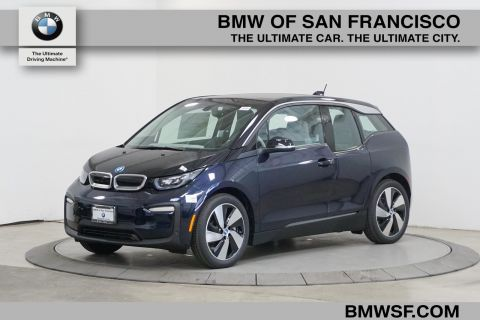 Pre-Owned 2019 BMW i3 Mega WorldRANGE EXTENDER